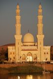 aswan μουσουλμανικό τέμενο&sigmaf Στοκ εικόνα με δικαίωμα ελεύθερης χρήσης