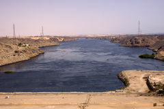 Aswan Fotografia Stock