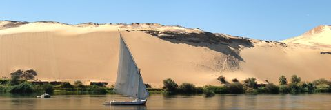 Aswan Foto de Stock