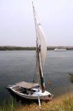 Aswan Cityscape stock photography