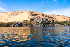 Aswan, Egipt zdjęcia royalty free