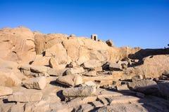 Aswan, Egipt fotografia royalty free