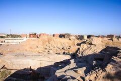Aswan, Egipt obrazy royalty free