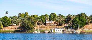Aswan, Egito Imagem de Stock
