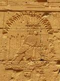 Aswan, Egitto: Tempiale di Kalabsha in lago Nasser immagini stock
