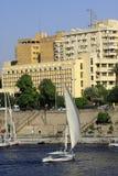 aswan egypt royaltyfri bild