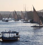 Aswan Stock Image