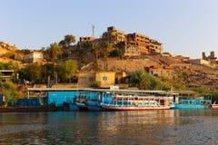 Aswan Egypt royalty free stock photos