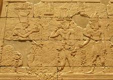 Aswan, Egypt: Temple of Kalabsha in Lake Nasser Royalty Free Stock Photos