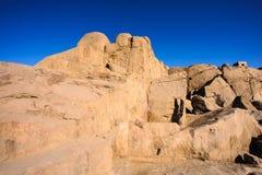 Aswan Egypten royaltyfri fotografi