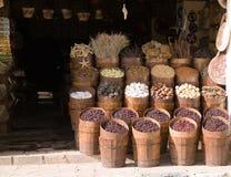 Aswan market Stock Photography