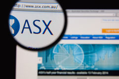 ASX Royalty Free Stock Photos