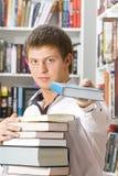 asystenta książki oferty sklep Obraz Stock