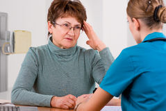 Free At Doctor S Office Stock Photography - 17983722