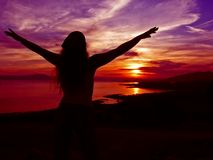 Free At Peace Stock Photography - 313252