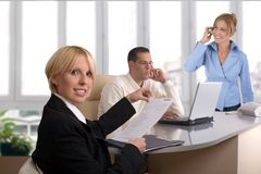 Free At The Office Stock Photos - 3236993