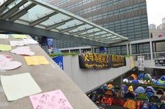 Ataúd de la protesta Imagen de archivo