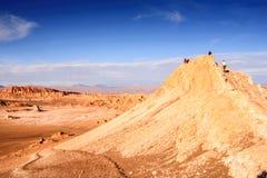 atacama智利沙漠 免版税图库摄影