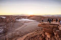 atacama智利沙漠 免版税库存照片