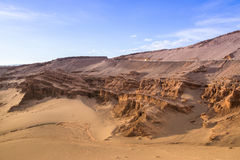 atacama智利沙漠 库存图片