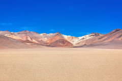 atacama玻利维亚沙漠 免版税库存图片