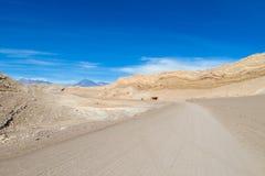 Atacama,智利 库存图片