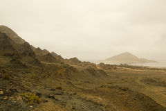 Atacama öken, Chile Arkivbild