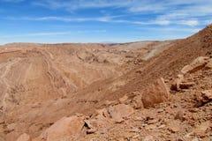Atacama, чилеански Стоковая Фотография RF