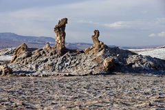 atacama Chile pustynia Obraz Royalty Free