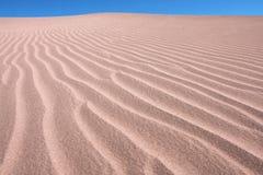 atacama Chile pustynny diun piasek Obrazy Royalty Free
