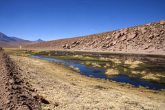 Atacama desert royalty free stock photos