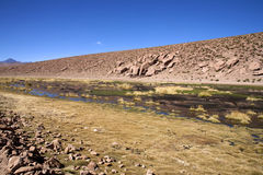 Atacama desert Royalty Free Stock Photography