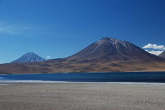 Atacama desert Royalty Free Stock Images
