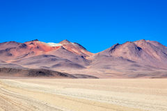 Atacama Desert Bolivia Stock Photo