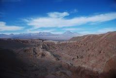 Atacama desert of Chile Royalty Free Stock Photography