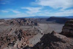 Atacama desert of Chile Stock Photo