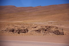 Atacama desert, Chile Royalty Free Stock Photo