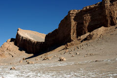 Atacama Desert, Chile Stock Photography