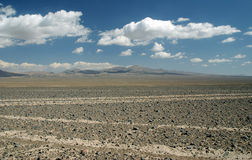 Atacama Desert, Chile stock photo