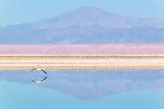 Atacama Desert, Chile. Beautiful scenario in the Atacama Desert, Chile Stock Photography