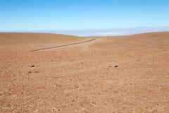 The Atacama desert, Chile Stock Photography