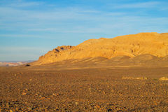 Atacama desert landscape Royalty Free Stock Photo