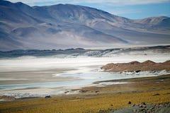 Atacama desert landscape, Chile Stock Photo