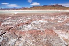 Atacama desert landscape, Chile Stock Image