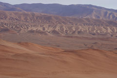 Atacama Desert of Northern Chile. Colouful mountains in the Atacama Desert of northern Chile Royalty Free Stock Image