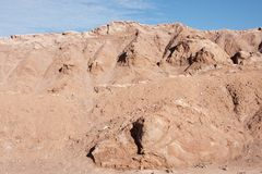 Atacama Desert Royalty Free Stock Images