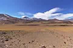 Atacama färger Royaltyfri Fotografi