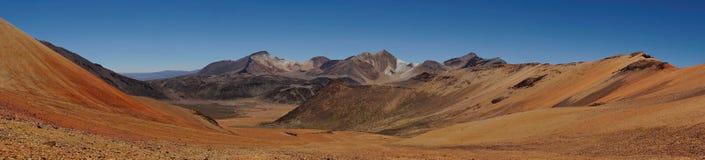 Atacama Panorama Stock Image