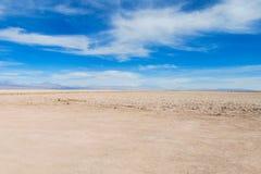 Atacama pustyni Valle de los angeles Luna zdjęcia stock