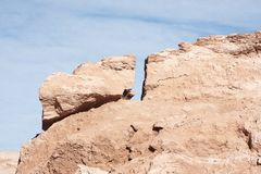 Atacama pustynia Obrazy Royalty Free